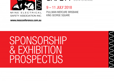 MESC 2018 Prospectus cover